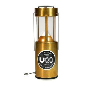 ユーコ(UCO) キャンドルランタン ブラス L-B-STD|aries8