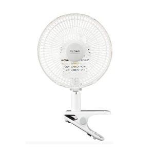 東芝(家電) TLF-18CL22(W) 18cmクリップ扇風機 ホワイト