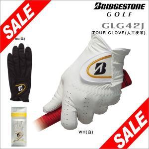 ブリヂストン BRIDGESTONE GOLF メンズ 全天候型 ツアー グローブ 左手用 GLG42J 特価 [有賀園ゴルフ]|arigaen