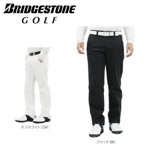 ブリヂストンゴルフ メンズ ストレッチ ロングパンツ EGM10K [2016年モデル] ゴルフウェア [秋冬モデル 50%OFF] 特価 [裾上げ対応1] [有賀園ゴルフ]|arigaen
