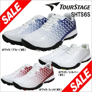 [期間限定特価♪] ブリヂストン メンズ ツアーステージ フィットトレッド ゴルフシューズ SHTS6S [2016年モデル] 特価 [有賀園ゴルフ]|arigaen