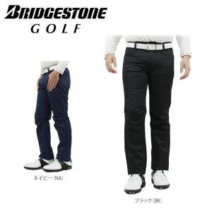 ブリヂストンゴルフ メンズ 3D ロングパンツ 6GET1K [2016年モデル] ゴルフウェア [秋冬モデル 50%OFF] 特価 [裾上げ対応1] [有賀園ゴルフ]|arigaen