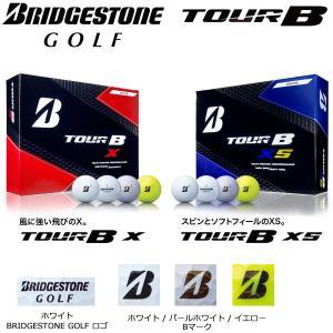 [2018年モデル] ブリヂストン BRIDGESTONE GOLF TOUR B ゴルフボール 1ダース(12球入り) [有賀園ゴルフ]|arigaen