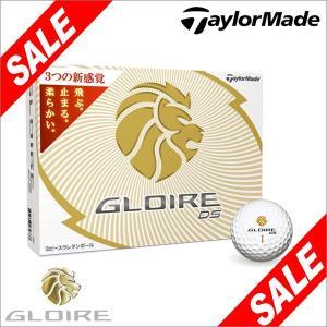2016年モデル テーラーメイド GLOIRE グローレ DS ボール 1ダース(12球入り) [日本正規品] arigaen
