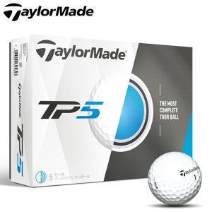 2017年モデル テーラーメイド TP5 ボール 1ダース(12球入り)  [日本正規品] arigaen