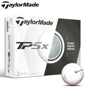 2017年モデル テーラーメイド TP5x ボール 1ダース(12球入り)  [日本正規品] arigaen