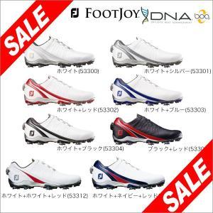 2016年モデル フットジョイ メンズ DNA Boa ソフトスパイク ゴルフシューズ [日本正規品] 特価|arigaen