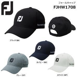 フットジョイ メンズ フォールキャップ FJHW1708 ゴルフウェア [2017年秋冬モデル] 【日本正規品】|arigaen