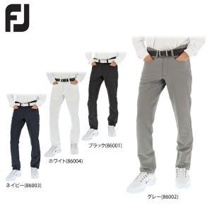 フットジョイ メンズ ロングパンツ FJ-F18-P01 [2018年モデル] ゴルフウェア [秋冬モデル 57%OFF] 特価 [裾上げ対応1] [有賀園ゴルフ]