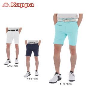 カッパ メンズ 撥水 ストレッチ ショートパンツ KGA12SP06 2020年モデル ゴルフウェア...
