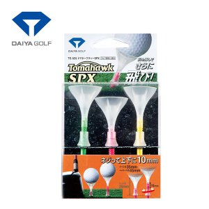 ダイヤ(DAIYA) ゴルフ ティー トマホークティーSPX TE-505の商品画像|ナビ