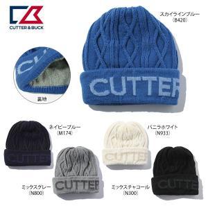 カッター&バック メンズ ニットキャップ CBM0427 ゴルフウェア [2017年秋冬モデル] [有賀園ゴルフ] arigaen