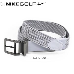 ナイキ メンズ ストレッチ ウーブン ベルト 809023 ゴルフウェア [2016年モデル 新色追加] [有賀園ゴルフ] arigaen