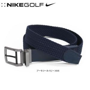 ナイキ メンズ ストレッチ ウーブン ベルト 809023 ゴルフウェア [2016年モデル 30%OFF] [有賀園ゴルフ] arigaen