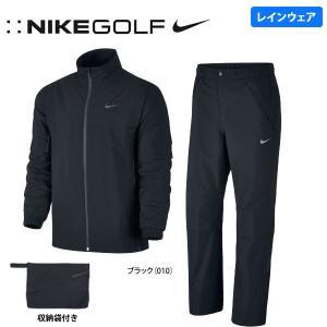 ナイキ メンズ ストームフィット コンバーチブル レインスーツ 上下セット 885434 ゴルフウェア [2017年モデル] [有賀園ゴルフ] arigaen