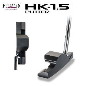 フォーティーン HK-1.5 パター [2015年モデル] [有賀園ゴルフ]|arigaen