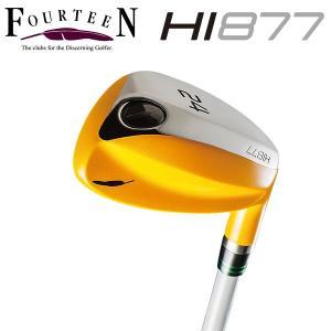 2016年モデル フォーティーン HI877 ハイブリッド ユーティリティ アイアン FT-16i カーボンシャフト|arigaen
