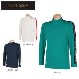 フィッチェゴルフ メンズ 長袖 ハイネックシャツ 271606 ゴルフウェア [秋冬モデル 71%O...