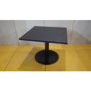 ミーティングテーブル オリバー 木目調 幅:900 奥行:900 高さ:700 カラー:木目調|arigato-ya