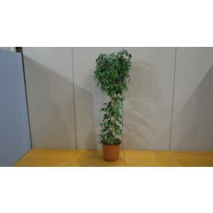 人工観葉植物 幅:500 奥行:500 高さ:1750 カラー:グリーン arigato-ya