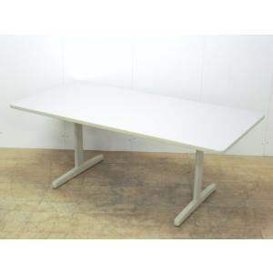会議テーブル コクヨ ニューグレー 幅:1800 奥行:900 高さ:700 カラー:ニューグレー|arigato-ya