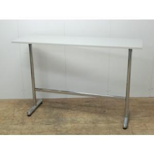 カウンターテーブル その他 ホワイト 幅:1500 奥行:450 高さ:1000 カラー:ホワイト|arigato-ya