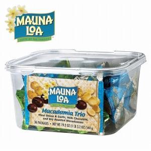 ハワイ お土産 土産 おみやげ マウナロア マカダミアトリオ 36袋セット 通販|arigatou-nuts