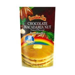 ハワイ お土産 土産 おみやげ パンケーキミックス3袋セット マカデミアナッツチョコレート 通販|arigatou-nuts