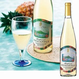 ハワイ アメリカ お土産 土産 おみやげ パイナップルワイン フルーツワイン 通販 arigatou-nuts