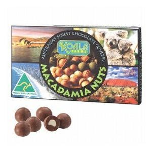 コアラファームズ マカデミアナッツチョコレート(オーストラリア お土産 オーストラリア 土産) 通販|arigatou-nuts