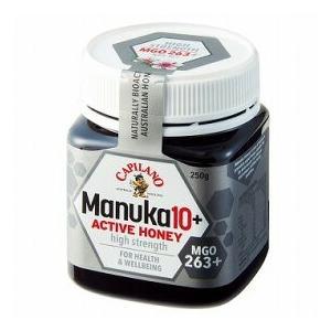 キャピラノ マヌカハニー 10+ 250g(オーストラリア お土産 オーストラリア 土産) 通販|arigatou-nuts
