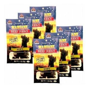 マリアニ ビーフジャーキー食べ切りサイズ 6袋セット(オーストラリア お土産 オーストラリア 土産)通販|arigatou-nuts