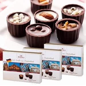 ドイツ お土産 土産 おみやげ ハシェ アソートチョコレート 3箱セット 通販|arigatou-nuts