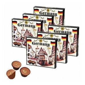 アーモンド&ヘーゼルナッツ プラリネチョコレート 6箱セット(ドイツ お土産 ドイツ 土産) 通販|arigatou-nuts