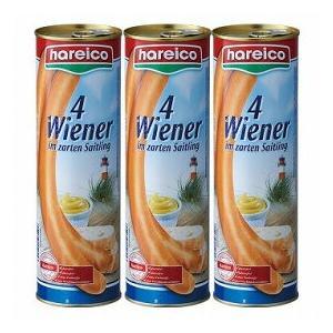 ハライコ 缶入りロングソーセージ 3缶セット(ドイツ お土産 ドイツ 土産) 通販|arigatou-nuts