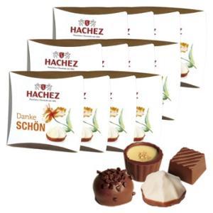 ドイツ お土産 土産 おみやげ ハシェ ダンケシェーン ミニチョコレート 12箱セット 通販|arigatou-nuts