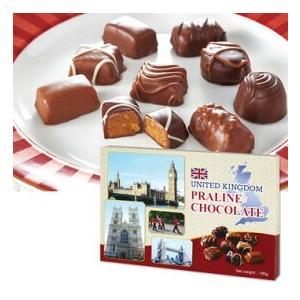 イギリス プラリネチョコレート 1箱 (イギリス お土産 イギリス 土産) 通販|arigatou-nuts