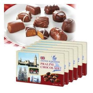 イギリス プラリネチョコレート 6箱セット(イギリス お土産 イギリス 土産) 通販|arigatou-nuts