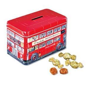 チャーチル(Churchill's) ロンドンバス缶 クリームトフィ(イギリス お土産 イギリス 土産) 通販|arigatou-nuts