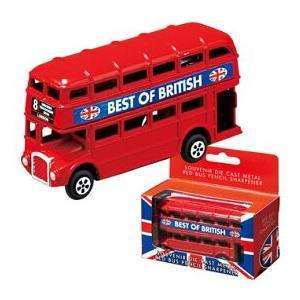 ロンドンバス 鉛筆削り(イギリス お土産 イギリス 土産) 通販|arigatou-nuts