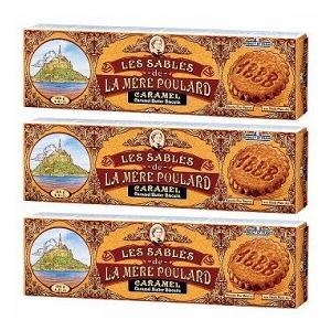 ラ・メール・プラール キャラメルサブレ3箱セット(フランス お土産 フランス 土産) 通販 arigatou-nuts
