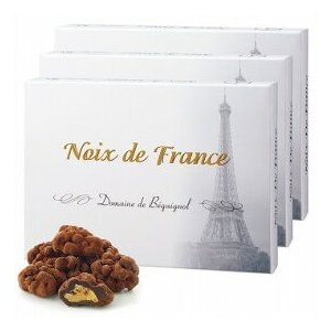 ベキニョール ノア・ド・フランス くるみダークチョコレート 3箱セット(フランス お土産 フランス 土産) 通販 arigatou-nuts