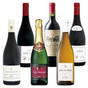 フランス お土産 土産 おみやげ フランス銘醸地ワインセット 6本セット 通販|arigatou-nuts