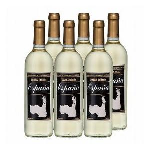 フラメンコ 白ワイン やや辛口 6本セット(スペイン お土産 スペイン 土産) 通販|arigatou-nuts