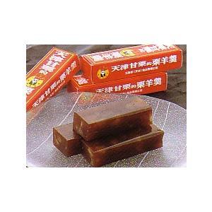 天津甘栗的栗ようかん(海外 中国 お土産 おみやげ 土産 みやげ)|arigatou-nuts