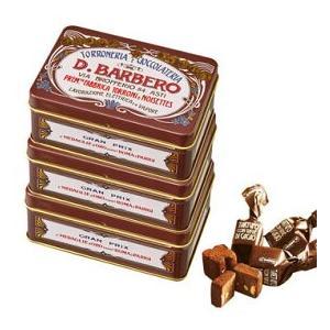 バルベロ トリュフチョコレート ミニ缶 3缶セット(イタリア お土産 イタリア 土産) 通販|arigatou-nuts