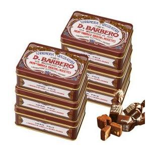 バルベロ トリュフチョコレート ミニ缶 6缶セット(イタリア お土産 イタリア 土産) 通販|arigatou-nuts