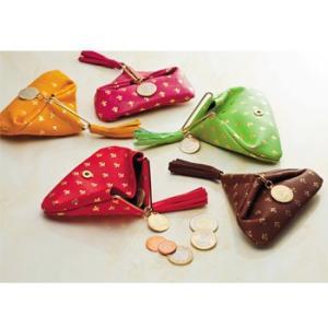 イタリア お土産 土産 おみやげ イタリア 豚革三角コインケース 1個 通販|arigatou-nuts