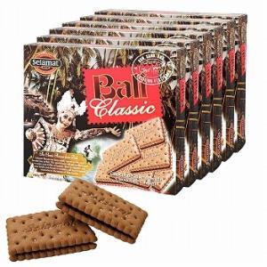 バリ お土産 土産 おみやげ バリ サラマットビスケット 6箱セット 通販|arigatou-nuts