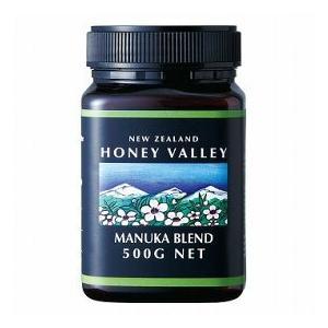 Honey Valley(ハニーバレー) マヌカブレンドハニー 500g(ニュージーランド お土産 ニュージーランド 土産) 通販|arigatou-nuts